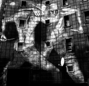 Street-art- Maison d'arrêt de Nantes- Caroline Allais.10