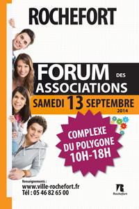 affiche forum associations 2014